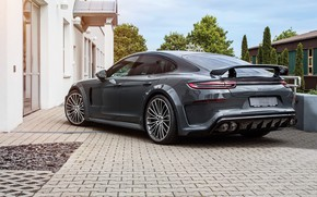 Picture Porsche, Panamera, 2018, TechArt, Grand GT