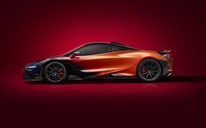 Picture McLaren, side view, MSO, 2020, 765LT, Strata