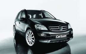 Picture Mercedes-Benz, Carlsson, W164, the second generation SUV M-class