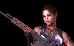 Picture Sheva, Residen Evil, Residen Evil 5