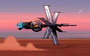 Picture Fantasy, Art, Spaceship, Speed, Fiction, Transport, Spaceship, Aircraft, Science Fiction, Transport, SPIDER, Working Title, JET, …