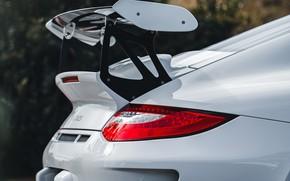 Picture 911, Porsche, spoiler, GT3, Carrera, spoiler, Porsche Carrera GT3 RS