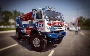 Picture Sport, Truck, Master, Kamaz, Rally, KAMAZ-master, Rally, KAMAZ, RedBull, Master, 403, Silk road, Silk Way, …