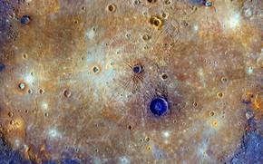 Picture planet, Mercury, Plain Heat