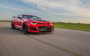 Picture Chevrolet, Camaro, Hennessey, ZL1, 2017, HPE850