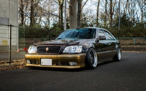 Picture Toyota, VIP, Crown, S170