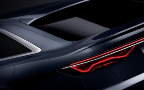 Picture Concept, Audi, the rear part, universal, Before, 2015, Prologue