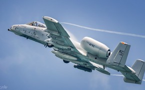 Picture USAF, UNITED STATES AIR FORCE, Attack, The Effect Of Prandtl — Glauert, Fairchild-Republic A-10 Thunderbolt …