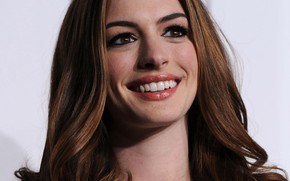 Picture girl, actress, Anne Hathaway, Anne Jacqueline Hathaway