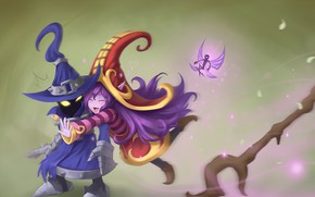 Picture art, creatures, characters, league of legends