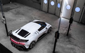 Picture machine, light, gate, Bugatti, lights, hypercar, One hundred and ten