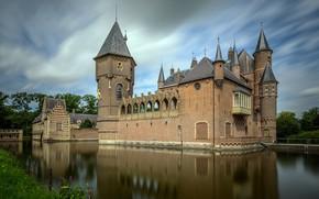 Picture Holland, North Brabant, Kasteel Heeswijk, Rooms
