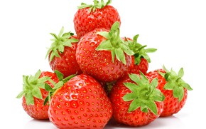 Picture berries, strawberry, strawberry