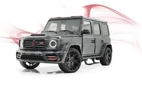 Picture Mercedes-Benz, AMG, Mansory, G-Class, Gelandewagen, G63, 2019, Star Trooper, Philipp Plein