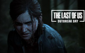 Picture Outbreak Day, The Last of Us Part II, Eliie