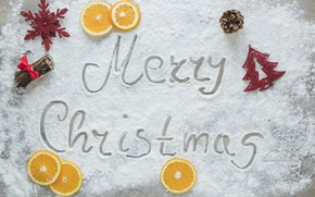 Picture snow, decoration, New Year, Christmas, Christmas, winter, snow, New Year, decoration, Merry