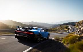 Picture speed, Bugatti, hypercar, Chiron, 2020, Pur Sport