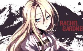 Picture look, girl, anime, Angel bloodshed, Satsuriku no Tenshi