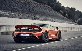 Picture McLaren, track, slope, 2020, 765LT