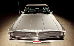 Picture Classic, Coupe, Old, dodge Charger, Vehicle, Mopar Muscle
