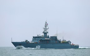 Picture Baltika, basic, minesweeper, project 12700, Ivan Antonov