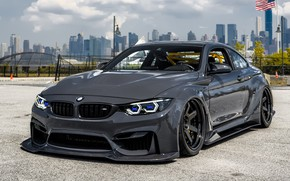 Picture BMW, Wide Body, F82, M4