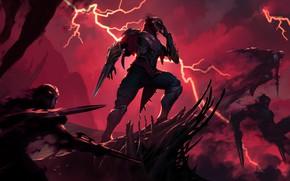 Picture Ninja, Zed, Legends of Runeterra