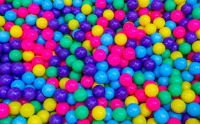 Picture balls, background, balls, bright, colored, colors, colorful, rainbow, balls, background
