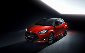 Picture Toyota, 2020, Yaris Hybrid