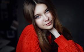 Picture look, Girl, Christina Vostruhina, Maria Borisova
