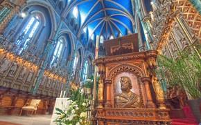 Picture Canada, Ottawa, Notre Dame Basilica