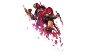 Picture Katarina, Zed, Legends of Runeterra