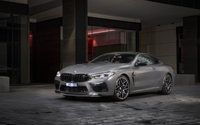 Picture coupe, BMW, Competition, 2020, M8