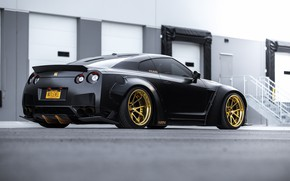 Picture Nissan, GT-R, Nissan GT-R