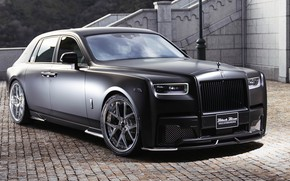 Picture Rolls-Royce, Phantom, WALD, Black Bison Edition, 2019, Sports Line
