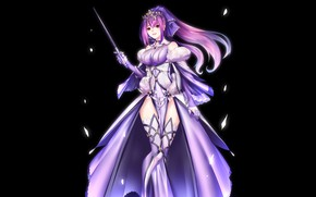 Picture Caster, Fate / Grand Order, The destiny of a great campaign, Scathach Skadi