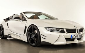 Picture Roadster, BMW, AC Schnitzer, BMW i8, 2019