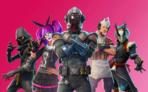 Picture game, Epic Games, Fortnite