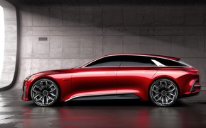 Picture Concept, front view, Kia, 2017, Proceed
