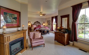 Picture design, style, room, interior, bedroom, More Old House