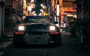 Picture Tokyo, Japan, Toyota, Cars, Night, Supra, Cat, Concept Art, Gran Turismo, Vehicles, Game Art, Game …