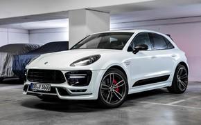 Picture Porsche, 2018, TechArt, Macan, Porsche Macan