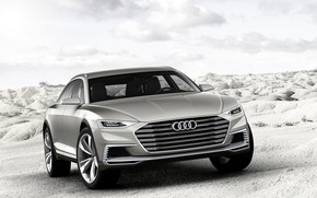 Picture Concept, Audi, Allroad, front, universal, 2015, Prologue