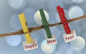 Picture New, Happy, Year