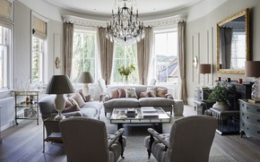 Picture design, style, room, interior, fireplace, living room, Regency Townhouse, Hilditch Grade