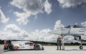 Picture The sky, LMP1, Pilot, 24 Hours of Le Mans, 24 hours of Le Mans, Eurofighter …