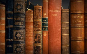 Picture books, library, rarity