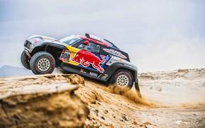 Picture MINI Cooper, 308, Rally, Dakar, Dakar, Rally, X Raid, Auto, MINI John Cooper Works Buggy, …