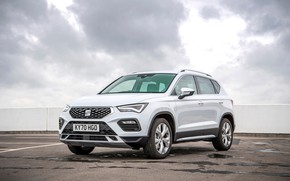 Picture the sky, Seat, Ateca, Xperience