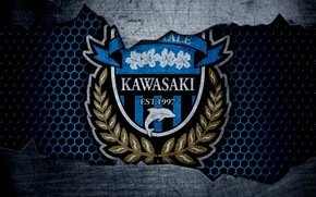 Picture wallpaper, sport, logo, football, Kawasaki Frontale
